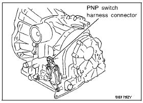 P1706 2005 NISSAN SENTRA Park and Neutral Position Switch