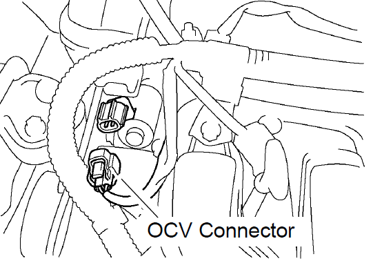 P1349 2001 TOYOTA ECHO Variable Valve Timing System
