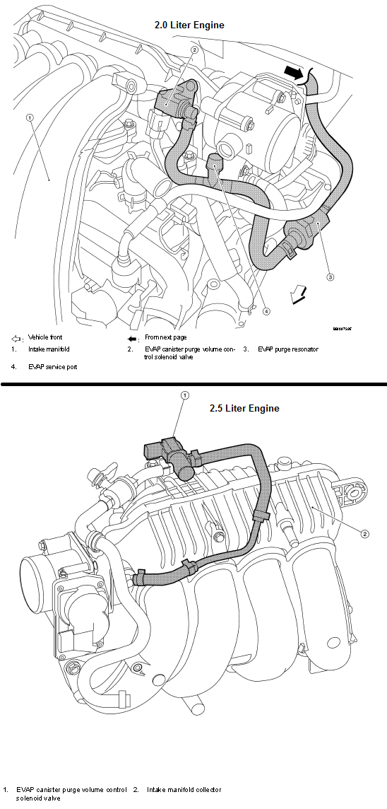 2008 Nissan 3 5 Engine Diagram