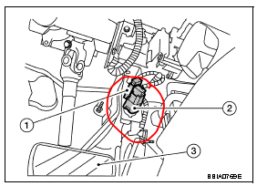 P1572 2009 NISSAN SENTRA Brake Pedal Switch Circuit