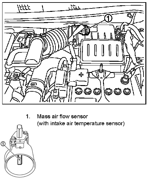 P0112 2009 NISSAN VERSA Intake Air Temperature Circuit Low