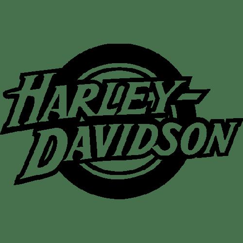 Sticker et autocollant Harley davidson