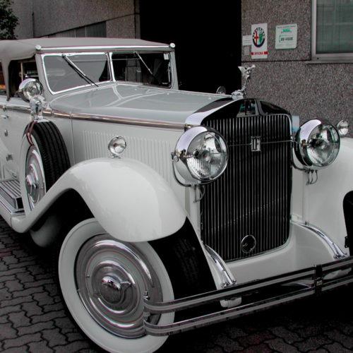 Restauro Isotta Fraschini 8A SS