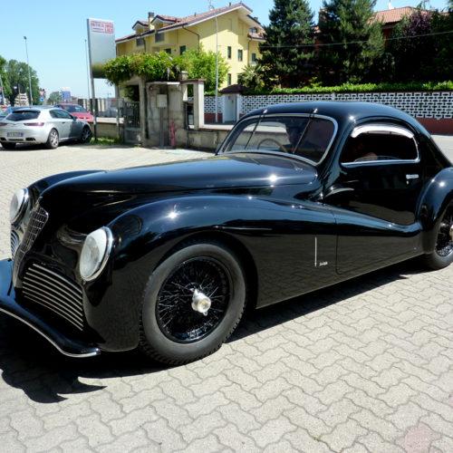 Restauro Alfa Rome 6C 2500 SS Bertone
