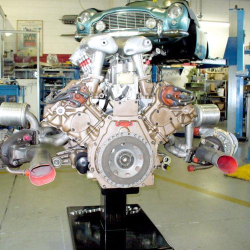 Motore Alfa Romeo Corse Autodelta