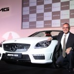 Mercedes-Benz launches SLK AMG 55 in India
