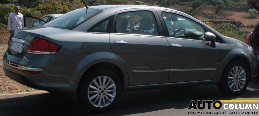 The 2014 Fiat Linea will start selling very soon