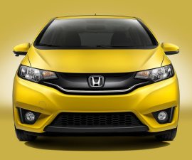 2015 Honda Jazz/Fit front