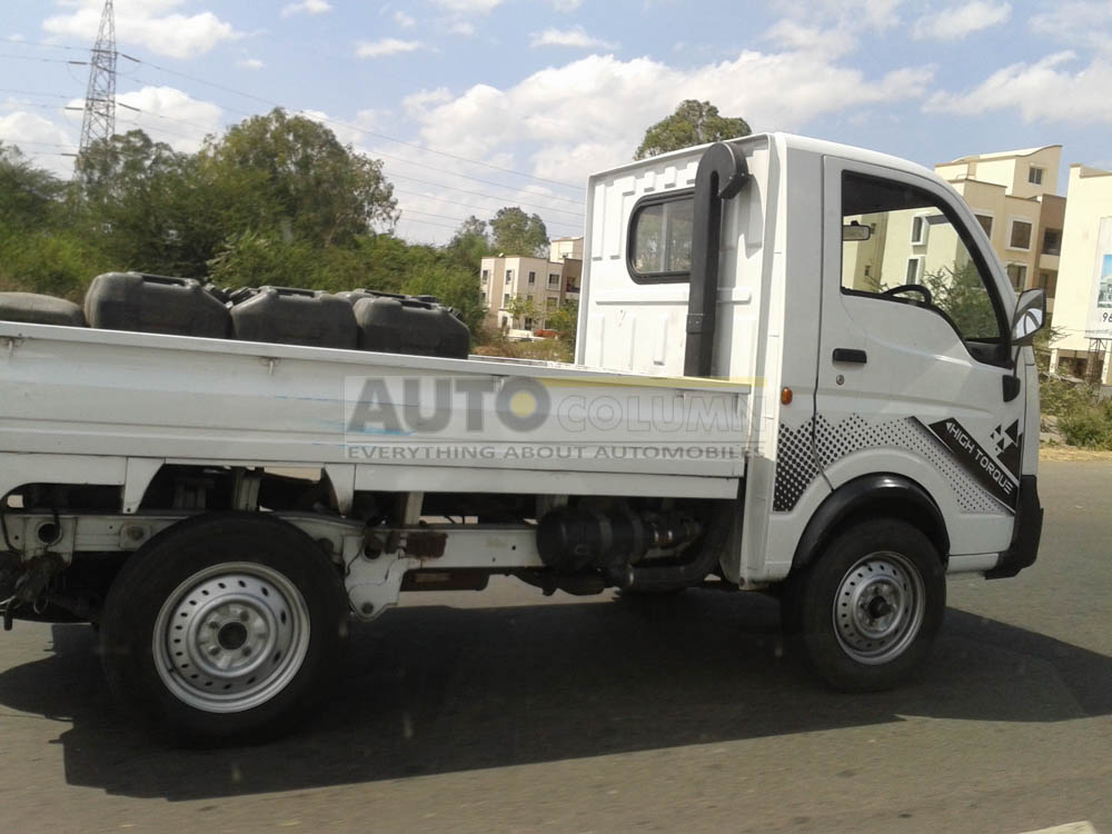 TATA ACE Dicor spyshot side
