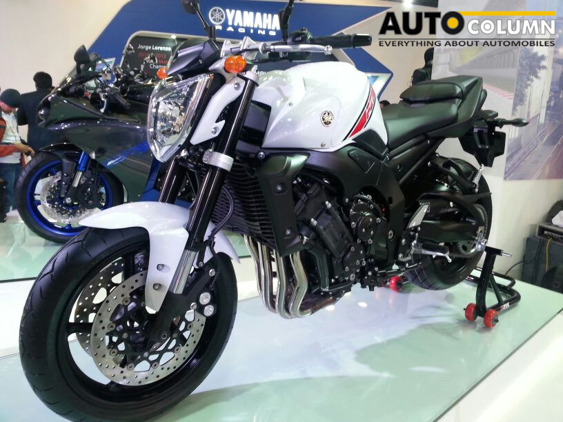 The Yamaha FZ series promises mayhem at the convenience of a naked bike.