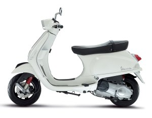 Vespa S side view
