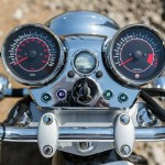 2014 Hyosung Aquila 250 instrument cluster