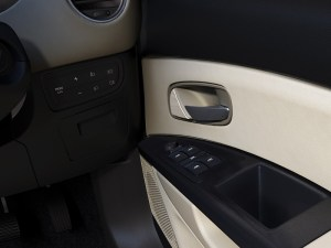 Fiat Linea facelift power window controls