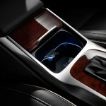2014 Volvo S80 cup holder