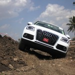 Audi Q drive- Mud plugging, the quattro way