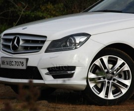 2014 Mercedes-Benz C220 grand edition AMG body kit