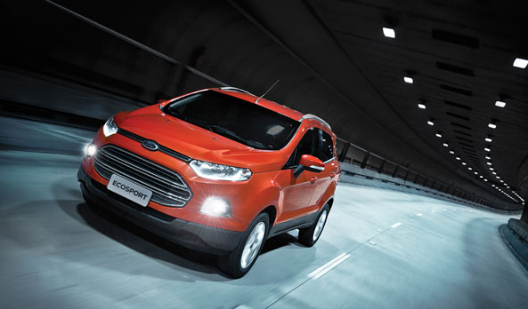 Ford-Ecoport-DRL-India