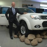 Ford India launches 2014 Endeavour in India