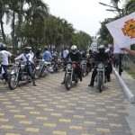 Royal Enfield One Ride 2014 flagged off along with Tour of Bhutan