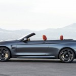 2015 BMW M4 Convertible: Here it is