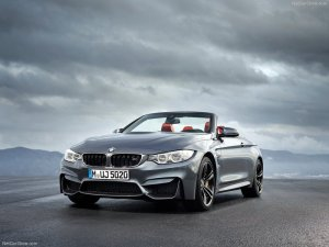 2015 M4 Convertible front