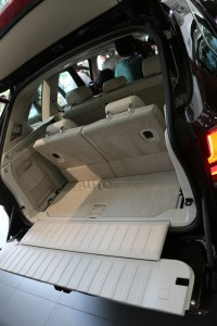 2014 BMW X5 boot