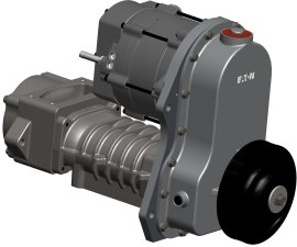 Eaton's electric supercharger