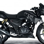 TVS Apache RTR 180 Matt black launched in India
