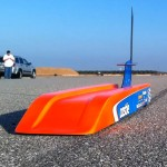 Worlds fastest RC Car,Bullet, hits 303 kmph!