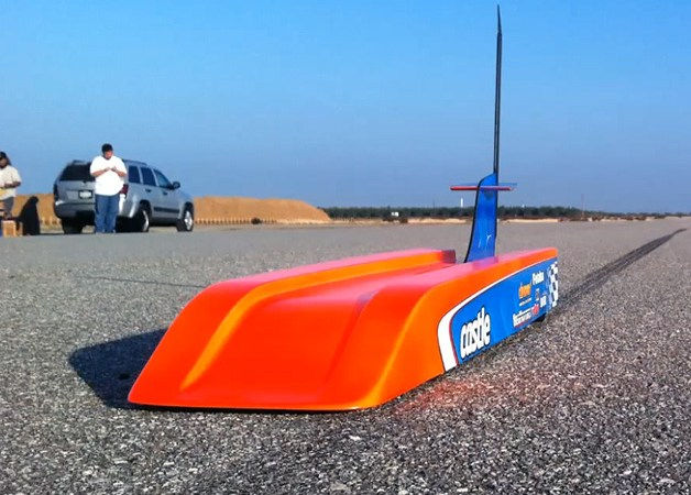 RC car, Bullet can hit 303kmph