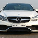2014 Mercedes Benz E63 AMG test drive review