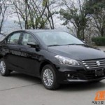 Suzuki Alivio (Maruti Suzuki Ciaz) production version spied