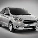 Ford Ka Launched In Brazil, India Launch In 2015
