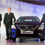 New Nissan Sunny Launched in India