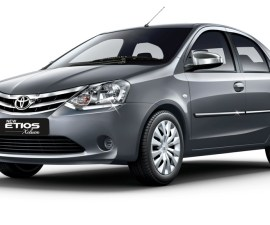 2014 Toyota Etios Xclusive limited Edition