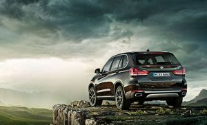 BMW X5 Expedition Rear