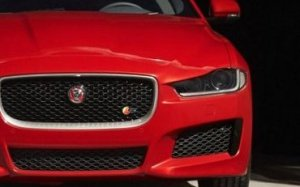 Jaguar XE-S Front Close Up
