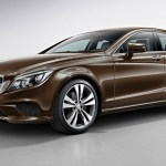 Mercedes-Benz CLS 250 CDi imported for homologation to India