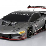 Lamborghini Huracan LP 620-2 Super Trofeo revealed