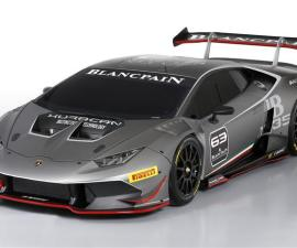 2014 Lamborghini LP 620-2 Super Trofeo profile