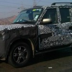 Mahindra plans to launch the new face-lifted Mahindra Scorpio this festive season