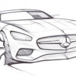 Mercedes AMG GT to be revealed on September 9  [Video]