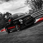 The new 2014 Fiat Abarth 500 arrives in India for homologation