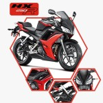 Hero MotorCorp plans to launch the Hero HX250R in November