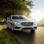 The 2014 Mercedes-Benz E350 CDI arrives in India for homologation