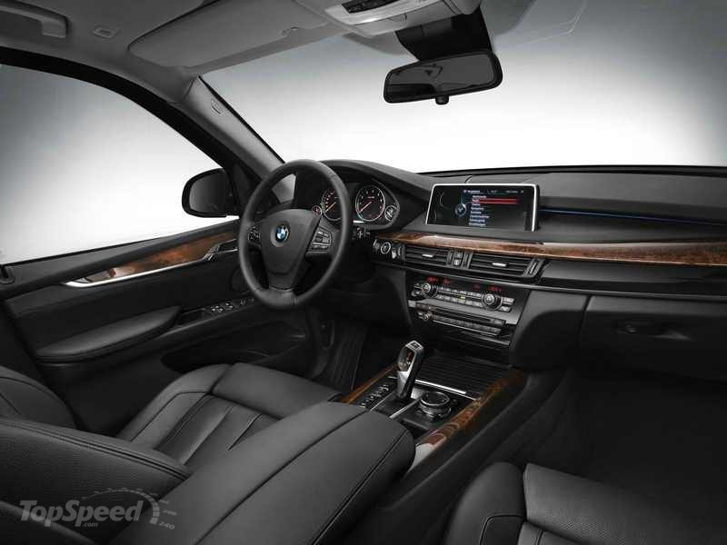 2015 BMW X5 Security Plus   interiors
