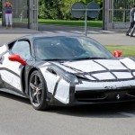 Spied- Ferrari is getting ready with the Ferrari 458M a turbo replacement for the 458 Italia