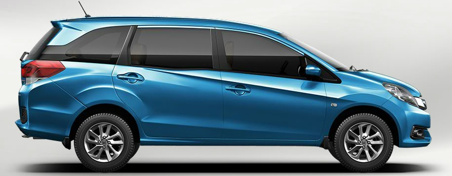 2015 honda mobilio side profile