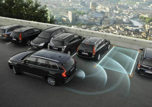 2015 volvo XC90 parking assist