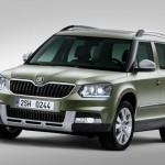 2014 Skoda Yeti launched in India